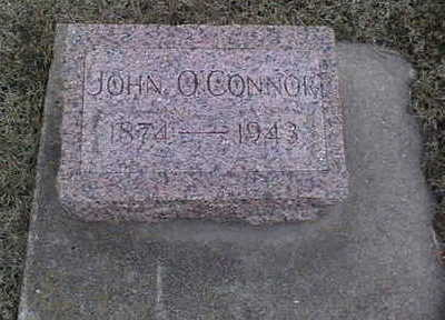 O'CONNOR, JOHN - Jackson County, Iowa | JOHN O'CONNOR