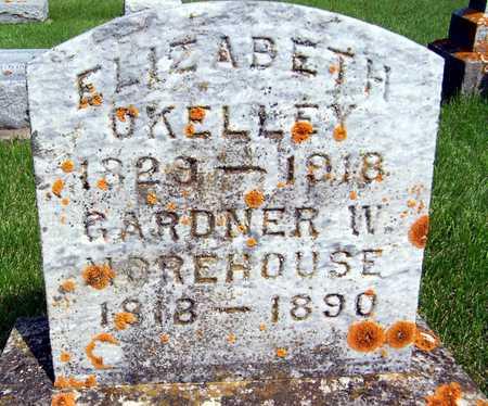 OKELLY, ELIZABETH - Jackson County, Iowa   ELIZABETH OKELLY