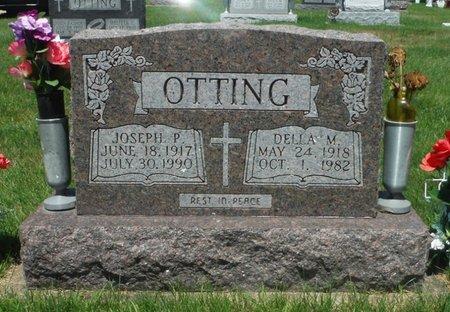 COX OTTING, DELLA M. - Jackson County, Iowa | DELLA M. COX OTTING
