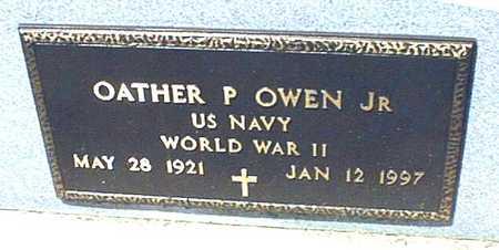 OWEN, OATHER P.,JR. - Jackson County, Iowa   OATHER P.,JR. OWEN