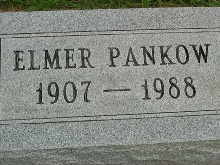 PANKOW, ELMER - Jackson County, Iowa | ELMER PANKOW