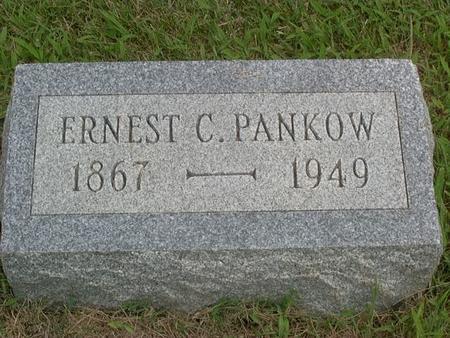 PANKOW, ERNEST - Jackson County, Iowa | ERNEST PANKOW