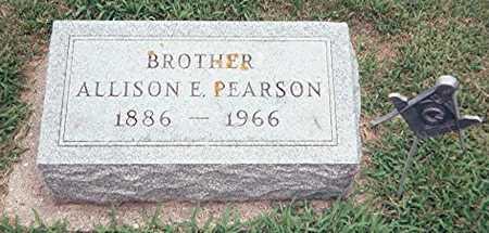 PEARSON, ALLISON EVERETT - Jackson County, Iowa | ALLISON EVERETT PEARSON