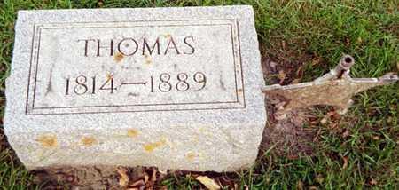PEARSON, THOMAS - Jackson County, Iowa | THOMAS PEARSON