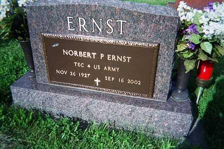 ERNST, NORBERT P. - Jackson County, Iowa   NORBERT P. ERNST