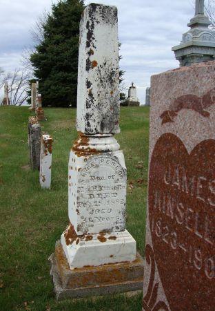 KINSELLA PERLOT, ANNA - Jackson County, Iowa | ANNA KINSELLA PERLOT