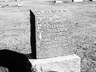 PETERSEN, FREDRICK - Jackson County, Iowa | FREDRICK PETERSEN