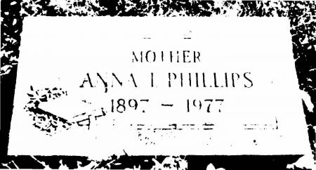 PHILLIPS, ANNA - Jackson County, Iowa | ANNA PHILLIPS