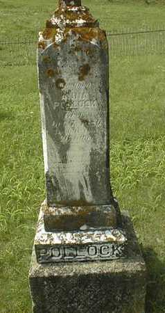 POLLOCK, ANNA - Jackson County, Iowa   ANNA POLLOCK