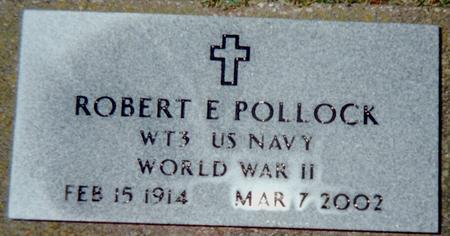 POLLOCK, ROBERT E. - Jackson County, Iowa | ROBERT E. POLLOCK