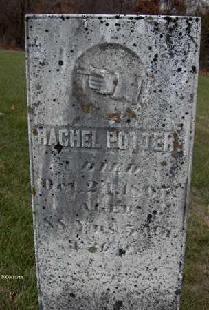 HORNER POTTER, RACHEL - Jackson County, Iowa | RACHEL HORNER POTTER