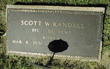 RANDALL, SCOTT W. - Jackson County, Iowa | SCOTT W. RANDALL