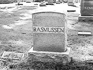 RASMUSSEN, FAMILY - Jackson County, Iowa   FAMILY RASMUSSEN