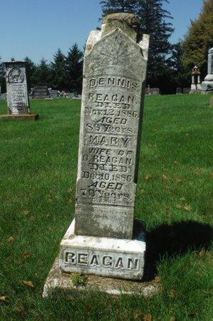 DESMOND REAG, MARY - Jackson County, Iowa | MARY DESMOND REAG