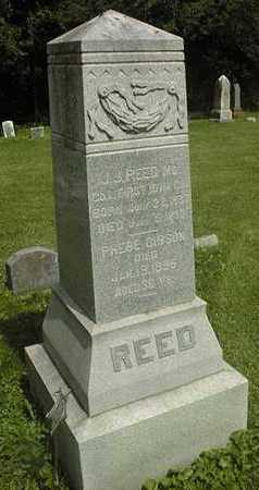 REED, COL. J. J. REED - Jackson County, Iowa | COL. J. J. REED REED