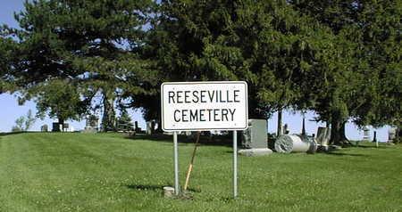 REESEVILLE, CEMETERY - Jackson County, Iowa | CEMETERY REESEVILLE