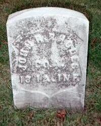 RHODES, JOHN R. - Jackson County, Iowa | JOHN R. RHODES