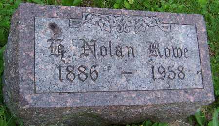 ROWE, G. NOLAN - Jackson County, Iowa | G. NOLAN ROWE