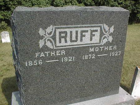RUFF, CHARLES - Jackson County, Iowa | CHARLES RUFF