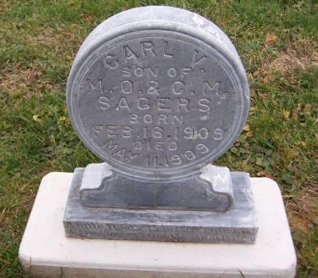 SAGERS, CARL V. - Jackson County, Iowa | CARL V. SAGERS