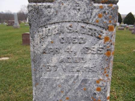 SAGERS, JOHN - Jackson County, Iowa | JOHN SAGERS