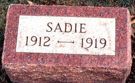 SANDERSON, SADIE - Jackson County, Iowa | SADIE SANDERSON