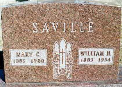 SAVILLE, MARY C. - Jackson County, Iowa | MARY C. SAVILLE