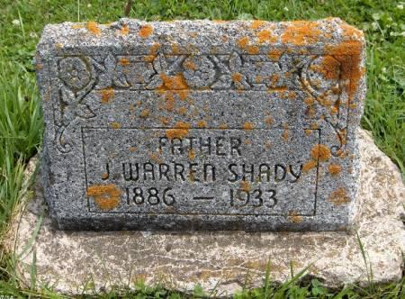 SHADY, J. WARREN - Jackson County, Iowa | J. WARREN SHADY