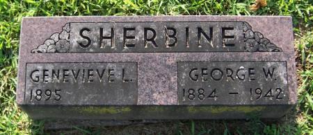 SHERBINE, GENEVIEVE L. - Jackson County, Iowa   GENEVIEVE L. SHERBINE