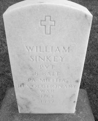 SINKEY, WILLIAM - Jackson County, Iowa   WILLIAM SINKEY