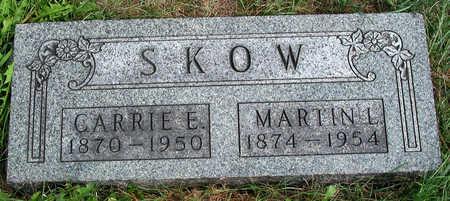 KINGSLEY SKOW, CARRIE - Jackson County, Iowa | CARRIE KINGSLEY SKOW