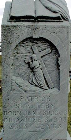 SLATTERY, PATRICK - Jackson County, Iowa | PATRICK SLATTERY