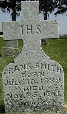 SMITH, FRANK - Jackson County, Iowa | FRANK SMITH
