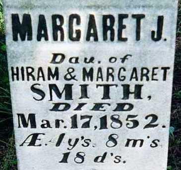 SMITH, MARGARET J. - Jackson County, Iowa | MARGARET J. SMITH