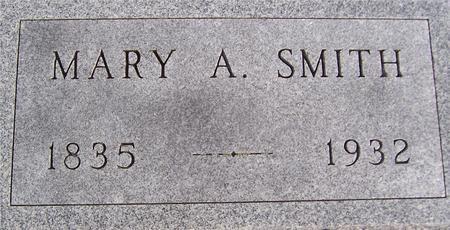 SMITH, MARY A. - Jackson County, Iowa | MARY A. SMITH