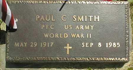 SMITH, PAUL C. - Jackson County, Iowa | PAUL C. SMITH
