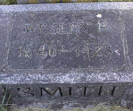 SMITH, WESLEY H. - Jackson County, Iowa | WESLEY H. SMITH