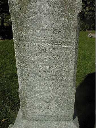 SPOO, ELIZABETH - Jackson County, Iowa | ELIZABETH SPOO