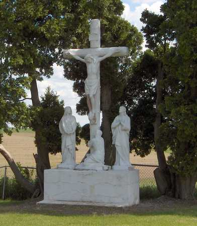 ST. ALOYSIUS, CEMETERY - Jackson County, Iowa | CEMETERY ST. ALOYSIUS