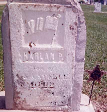 STEELE, CORP. HARLAN P. - Jackson County, Iowa | CORP. HARLAN P. STEELE