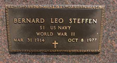 STEFFEN, BERNARD LEO - Jackson County, Iowa | BERNARD LEO STEFFEN