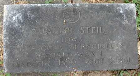 STEIL, JACOB - Jackson County, Iowa | JACOB STEIL