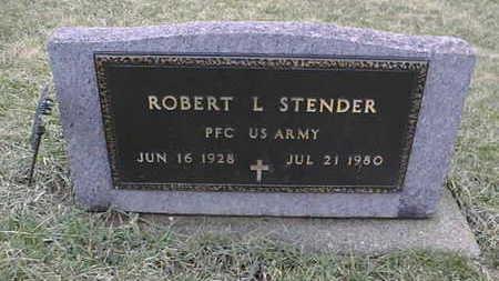 STENDER, ROBERT L. - Jackson County, Iowa | ROBERT L. STENDER