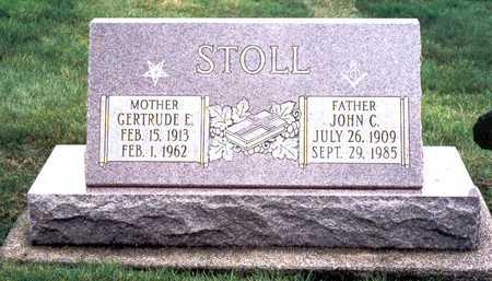STOLL, JOHN CARLISLE - Jackson County, Iowa | JOHN CARLISLE STOLL