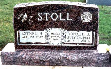 GROTH STOLL, ESTHER H. - Jackson County, Iowa | ESTHER H. GROTH STOLL