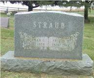 STRAUB, FRIEDA - Jackson County, Iowa | FRIEDA STRAUB