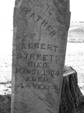 STREETS, ALBERT - Jackson County, Iowa | ALBERT STREETS