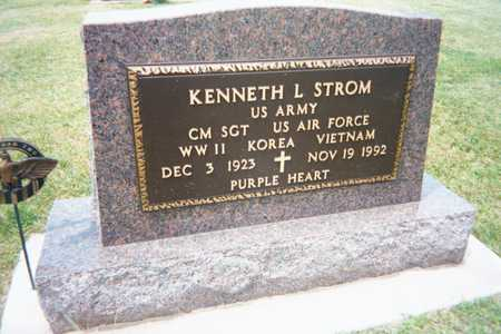 STROM, SGT. KENNETH L. - Jackson County, Iowa | SGT. KENNETH L. STROM