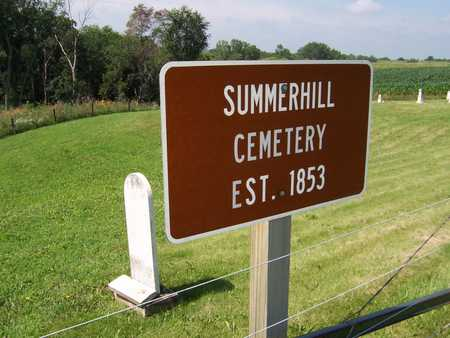 SUMMERHILL, CEMETERY - Jackson County, Iowa | CEMETERY SUMMERHILL