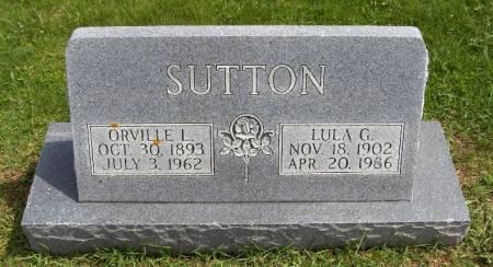 SUTTON, LULA G. - Jackson County, Iowa | LULA G. SUTTON